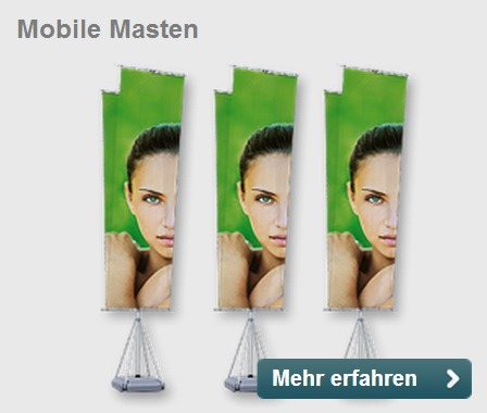 Mobil Masten Event-Marketing